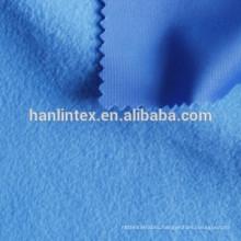 Tricot loop velvet fabric