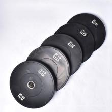 high precision bumper plate high quality weight plate weight lifting bumper plates