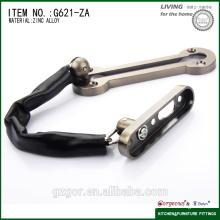 hot sell zinc alloy door knob latch for hotel security door/ home application/double door