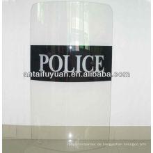 Leichte Anti-Riot Shield Riot Control-Ausrüstung