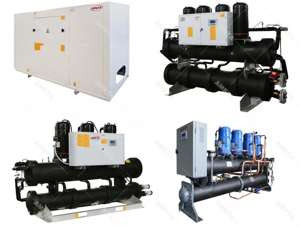 Amrta Water Chiller Unit