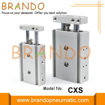 Vérins pneumatiques à double tige SMC Type CXS Series