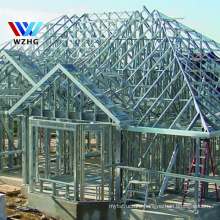 Cheap and durable china suppliers Light steel metal wall frame , building construction material