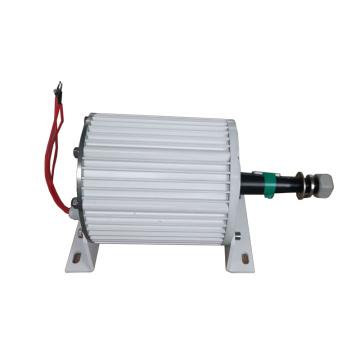Генератор с постоянными магнитами мощностью 2 кВт