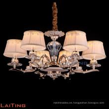 Soluciones de diseño internacional lámpara de cristal moderna con pilas 88722