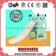 Bear Style Eco Material Kunststoffrutsche für Babys