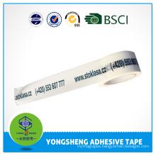 Bopp printed tape& manufactor high quality customer printed tape