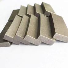 1200 mm Indonesia Basalt Sandstone Marble Segment , 300mm-3500mm Diamond Segment for Granite & Hard Stone