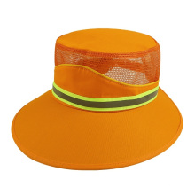 Fluorescent Reflective Running or Motorbicycle Safety Cap for Adults or Children