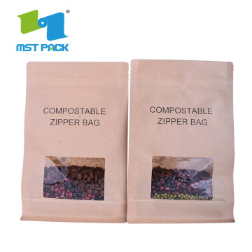 Крафт-бумага Biobased Plastics Compostable Green Bags