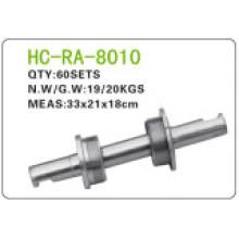 Bicicleta peças bicicleta eixo Hc-Ra-8010