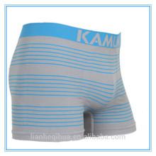 Seamless Underwear Nylon Men Boxer Brief