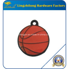 Sports Style Basketball Small Charm
