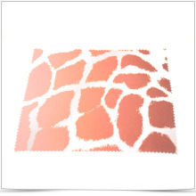 Custom OPP Packing Microfiber Glass Cleaning Cloth