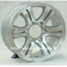 S713 17x7.5 rodas de liga leve para toyota