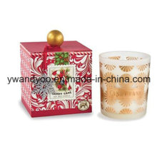 Luxury Scetned Soy Party Decro Candle in Glass Jar