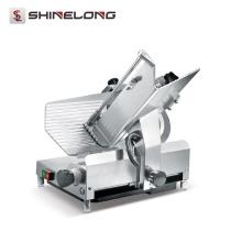 Máquina de procesamiento de carne popular de alta capacidad de diseño nuevo Máquina de corte de carne manual eléctrica