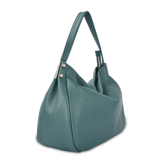 new design for ladies soft fashion leather hobo
