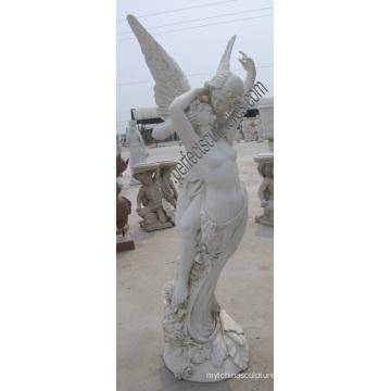 Stein Marmor Carving Statuen für Garten Skulptur (SY-X1252)