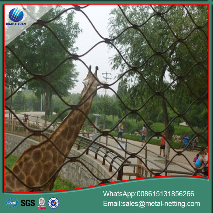 Zoo Rope Net Fence