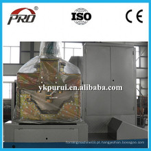 1000-680 Painel de telhado curvado arqueado Roll formando máquina