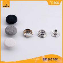Nylon Cap Metal Snap Button BM10776