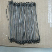 Black Annealed Bag Ties