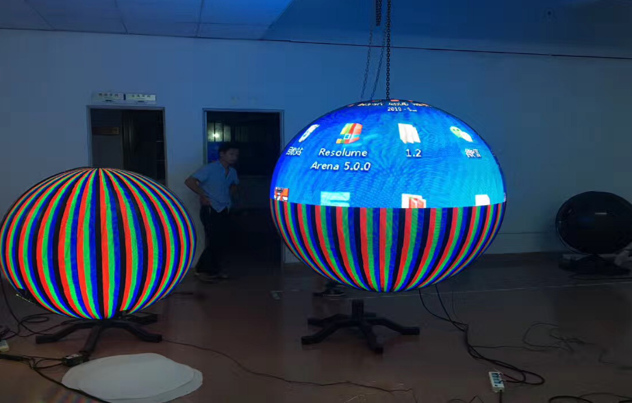 P5 Led Ball Screen Display