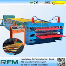 FX automatic metal forming machine concrete roof tile machine
