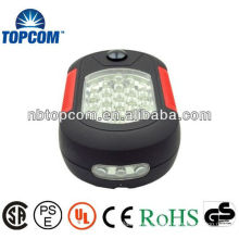 24+3 LED Work Light with Magnet and Hook