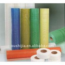 High tensile strength fiberglass eifs mesh
