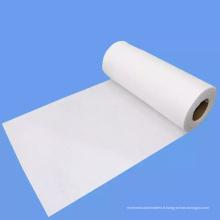Tissu non tissé 100% coton spunlace