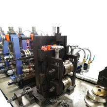 GEIT Easy to Operate HF welded pipe production line carbon steel tube making machine  ERW pipe mill China