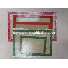 tapis anti-adhésif en silicone réutilisable