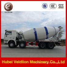 8*4 15cbm 15m3 15 Cubic Meter Portable Concrete Mixer