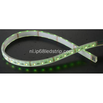 Alles in één SMD5050 60Leds RGBW Transparant Led Strip Light