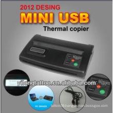 Mini USB Tattoo Stencil Copier,Tattoo Thermal Copier, Stencil Copier Machine