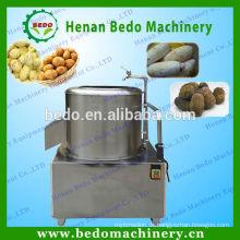 2015 heißer Verkauf Edelstahl Kartoffel Schälmaschine / Kartoffelschäler Maschine / Kartoffel Haut entfernen Maschine 008613253417552