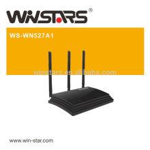 802.11AC 750M Dual-Band Wireless Router, 3 x 5DBi omni Richtantennen