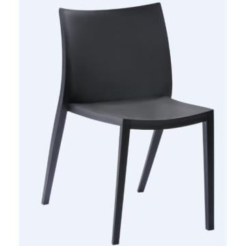 Cadeira de jantar de plástico moderna de jantar