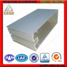 Perfiles de aluminio chinos para el muro cortina