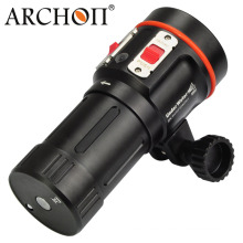 Technical Commercial Diving Aluminum Flashlight