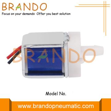 Válvula de aire de solenoide en miniatura de 6V para sillón de masaje