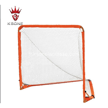 but de lacrosse portable net de lacrosse