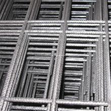Malha soldada de reforço de concreto para fundações de concreto
