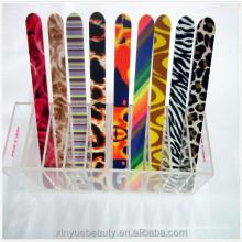 High quality nail file Japan emery board abrasive nail file 180/180