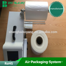 Cushioning Pillow Packaging manufacturer Air pillow Machine