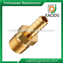 Custom Made OEM/ODM 1 2 3 4 inch DN15 20 China high quality high pressure male copper and brass hose fitting