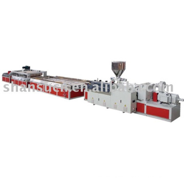 WPC-Schaum Tür Kartonmaschine Extrusion
