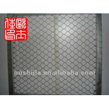 stainless steel cable security mesh